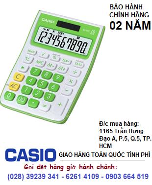 Casio MS-10VC-GN, Máy tính tiền Casio MS-10VC-GN loại 10 số DIgits chính hãng| HẾT HÀNG