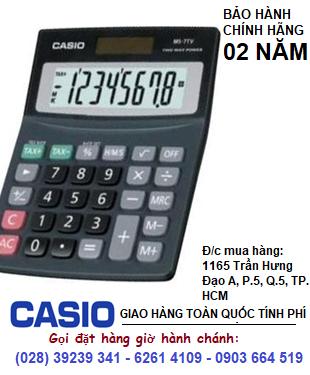 Casio MS-7TV, Máy tính tiền Casio MS-7TV loại 8 số Digits chính hãng| ĐẶT HÀNG