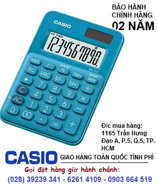 Casio MS7UC-BU, Máy tính tiền Casio MS7UC-BU loại 10 số Digits chính hãng| ĐẶT HÀNG
