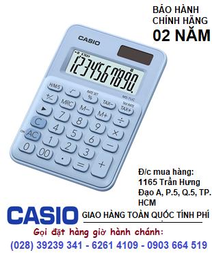 Casio MS-7UC-LB, Máy tính tiền Casio MS-7UC-LB loại 10 số Digits chính hãng| ĐẶT HÀNG