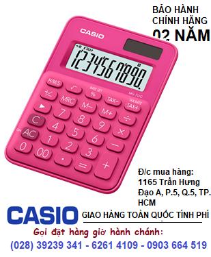 Casio MS-7UC-RD, Máy tính tiền Casio MS-7UC-RD loại 10 số Digits chính hãng| ĐẶT HÀNG