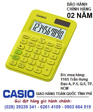 Casio MS-7UC-YG, Máy tính tiền Casio MS-7UC-YG loại 10 số Digits chính hãng| ĐẶT HÀNG