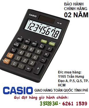 Casio MS-8B, Máy tính tiền Casio MS-8B loại 8 số Digits chính hãng| ĐẶT HÀNG