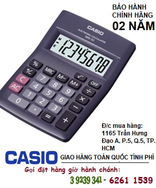 Casio MW-5V, Máy tính tiền Casio MW-5V loại 8 số Digits chính hãng| ĐẶT HÀNG