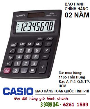Casio MW-8V, Máy tính tiền Casio MW-8V loại 8 số Digits chính hãng| ĐẶT HÀNG