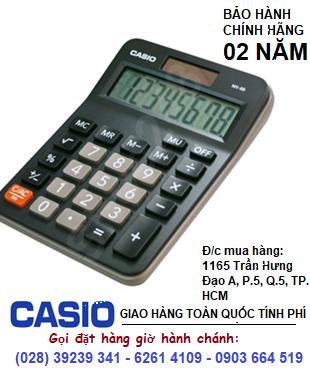 Casio MX-8B-BK, Máy tính tiền Casio MX-8B-BK loại 8 số Digits chính hãng| HẾT HÀNG