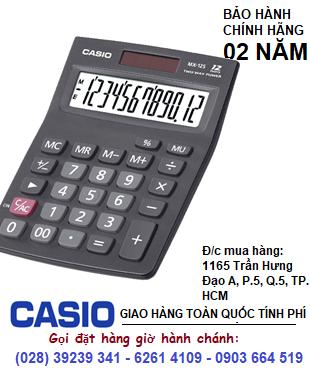 Casio MZ-12S, Máy tính tiền Casio MZ-12S loại 12 số Digits chính hãng| CÒN HÀNG