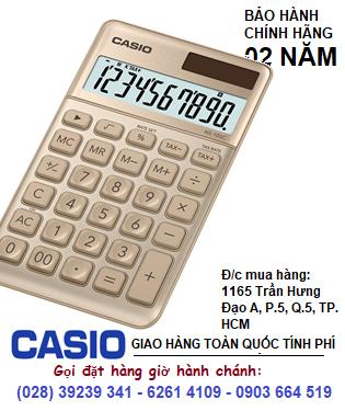 Casio NS-10SC-GD, Máy tính tiền Casio NS-10SC-GD loại 10 số Digits chính hãng| ĐẶT HÀNG