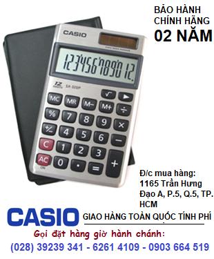 Casio SX-320P, Máy tính tiền Casio SX-320P loại 12 số Digits chính hãng| ĐẶT HÀNG TRƯỚC