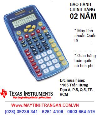 TI-15 EXPLORER, Máy tính Texas Instruments TI-15 EXPLORER ELEMENTARY