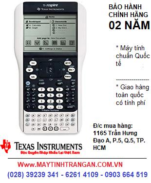 Ti-nSpire, Máy tính Lập trình Vẽ đồ thị TI-Nspire™ CAS Handheld with Touchpad| HẾT HÀNG-không có hàng nữa!