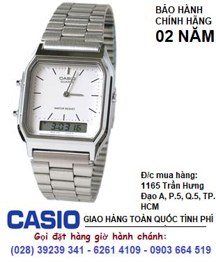 Casio AQ-230A-7DMQ; Đồng hồ Nam Casio AQ-230A-7DMQ chính hãng| HẾT HÀNG
