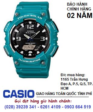 Casio AQ-S810WC-3AVDF; Đồng hồ điện tử Casio illuminator Tough Solar AQ-S810WC-3AVDF| Bảo hành 2 năm