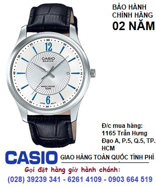 Casio BEM-151L-7AV; Đồng hồ Nam Casio BEM-151L-7AV chính hãng| HẾT HÀNG