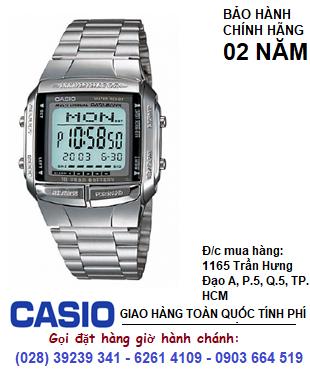 Casio DB-360-1ADF; Đồng hồ điện tử Casio Databank DB-360-1ADF chính hãng| Bảo hành 2 năm