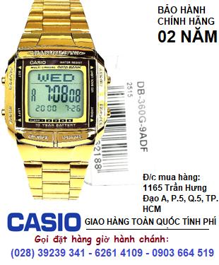 Casio DB-360G-9ADF; Đồng hồ điện tử Casio DB-360G-9ADF | Bảo hành 2 năm