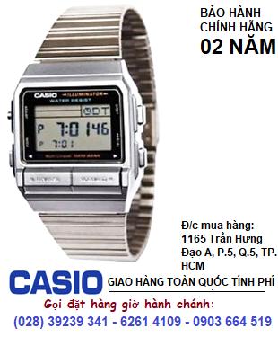 Casio DB-380-1ADF; Đồng hồ điện tử Casio DB-380-1ADF chính hãng| Bảo hành 2 năm