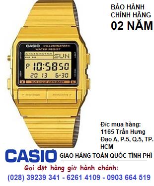 Casio DB-380G-1DF; Đồng hồ điện tử Casio DB-380G-1DF chính hãng| Bảo hành 2 năm