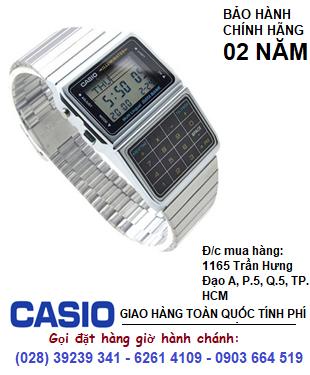 Casio DBC-611-1DF; Đồng hồ điện tử Casio DBC-611-1DF chính hãng| Bảo hành 2 năm