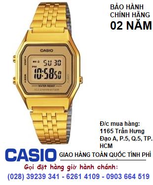 Casio LA680WGA-9DF; Đồng hồ điện tử Casio LA680WGA-9DF chính hãng| Bảo hành 2 năm