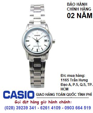 Casio LTP-V002D-7ADF; Đồng hồ Nữ Casio LTP-V002D-7ADF chính hãng| Bảo hành 2 năm