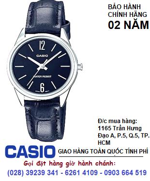 Casio LTP-V005L-1BUDF; Đồng hồ Nữ Casio LTP-V005L-1BUDF chính hãng| Bảo hành 2 năm