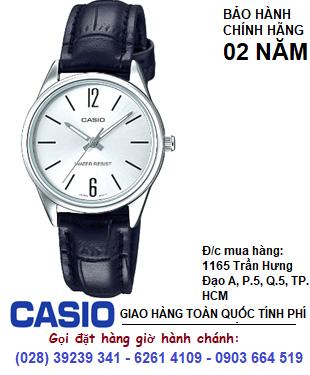 Casio LTP-V005L-7BUDF; Đồng hồ Nữ Casio LTP-V005L-7BUDF| Bảo hành 2 năm