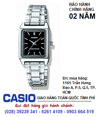 Casio LTP-V007D-1EUDF; Đồng hồ nữ Casio LTP-V007D-1EUDF chính hãng| Bảo hành 2 năm