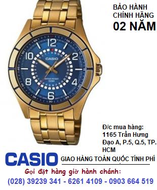 Casio MTF-118G-2AVDF ; Đồng hồ Nam MTF-118G-2AVDF chính hãng| Bảo hành 2 năm