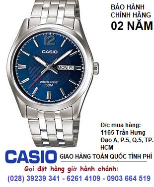 Casio MTP-1335D-2AVD; Đồng hồ Nam Casio MTP-1335D-2AVDF chính hãng| Bảo hành 2 năm