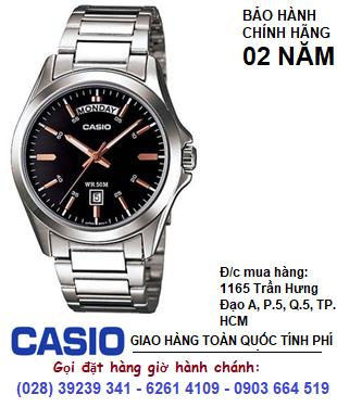 Casio MTP-1370D-1A2VDF; Đồng hồ Casio MTP-1370D-1A2VDF chính hãng| Bảo hành 2 năm