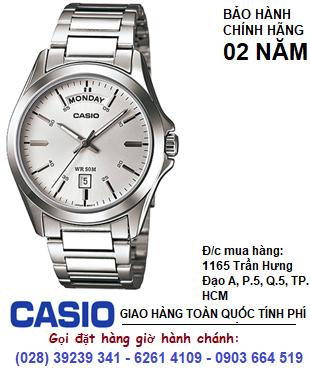 Casio MTP-1370D-7A1VDF; Đồng hồ Casio MTP-1370D-7A1VDF chính hãng| Bảo hành 2 năm