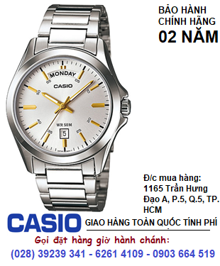 Casio MTP-1370D-7A2VDF; Đồng hồ Casio MTP-1370D-7A2VDF chính hãng| Bảo hành 2 năm
