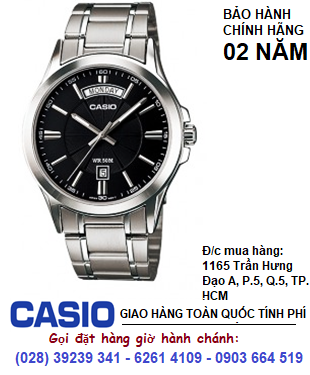 Casio MTP-1381D-1AVDF; Đồng hồ Nam Casio MTP-1381D-1AVDF chính hãng| Bảo hành 2 năm