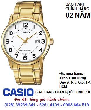 Casio MTP-V002G-7BUDF; Đồng hồ Nam Casio MTP-V002G-7BUDF chính hãng| Bảo hành 2 năm