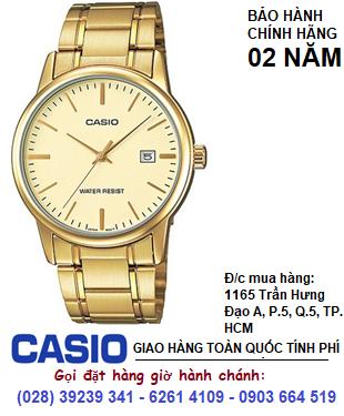 Casio MTP-V002G-9AUDF; Đồng hồ Nam Casio MTP-V002G-9AUDF chính hãng| HẾT HÀNG