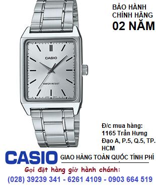 Casio MTP-V007D-1EUDF; Đồng hồ nam Casio MTP-V007D-1EUDF chính hãng| Bảo hành 2 năm