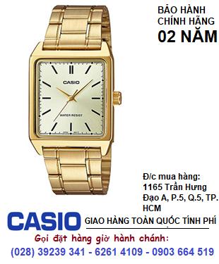 Casio MTP-V007G-9EUDF; Đồng hồ nam Casio MTP-V007G-9EUDF chính hãng| Bảo hành 2 năm