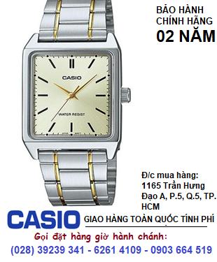 Casio MTP-V007SG-9EUDF; Đồng hồ Nam Casio MTP-V007SG-9EUDF chính hãng| Bảo hành 2 năm