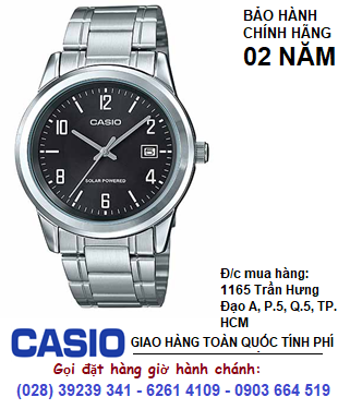 Casio MTP-VS01D-1BDF ; Đồng hồ Nam Casio MTP-VS01D-1BDF chính hãng | Bảo hành 2 năm