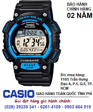 Casio STL-S100H-2AVDF; Đồng hồ điện tử Casio STL-S100H-2AVDF chính hãng| Bảo hành 2 năm