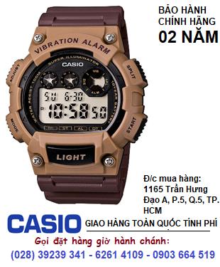 Casio W-735H-5AVDF; Đồng hồ điện tử Casio W-735H-5AVDF chính hãng| Bảo hành 2 năm