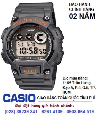 Casio W-735H-8AVDF; Đồng hồ điện tử Casio W-735H-8AVDF chính hãng| Bảo hành 2 năm