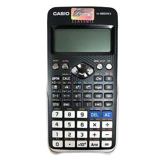 Casio FX-580VN X, Máy tính học sinh Casio FX-580VN X chính hãng |Bảo hành 5 năm