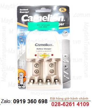 Máy sạc pin AA, AAA, 9V Camelion BC-0904SM (4 khe-sạc được 2-4 pin)