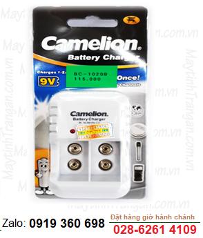 Máy sạc pin 9V Camelion BC-1020B-DB chính hãng Camelion - Bảo hành 1 năm