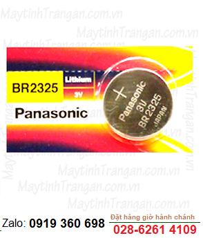 Pin Panasonic BR2325 lithium 3V chính hãng Panasonic Nhật