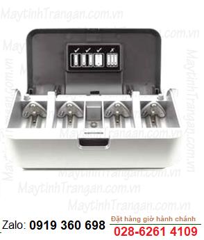 Máy sạc 8 pin Energizer CHFC đa năng-sạc pin AA-AAA-C-D-9V chính hãng Energizer