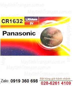 Pin 3V lithium Panasonic CR1632 chính hãng Panasonic Nhật Made in Indonesia