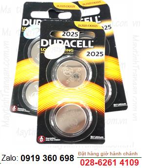 Duracell DL2025; Pin 3v lithium Duracell DL2025 chính hãng